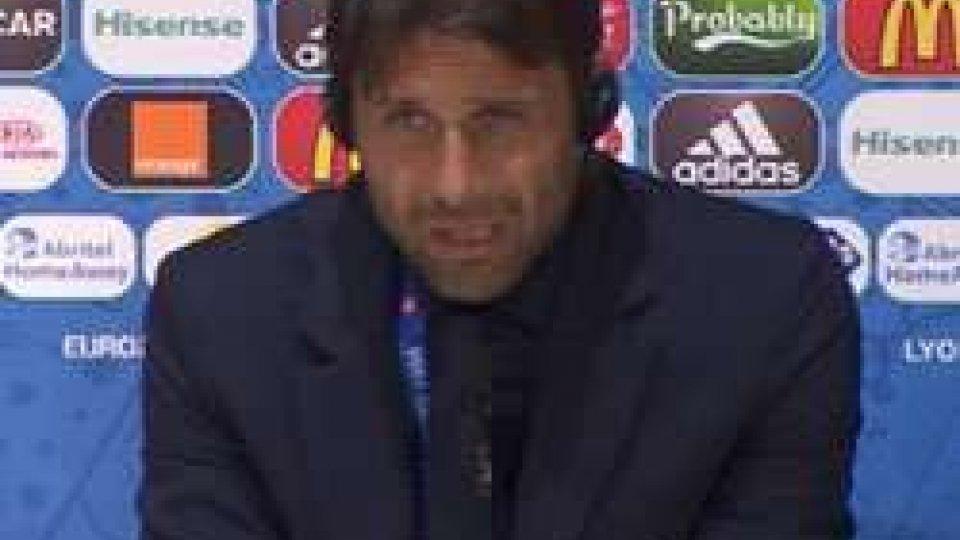 Antonio ConteDebutto Europeo per l'Italia di Conte