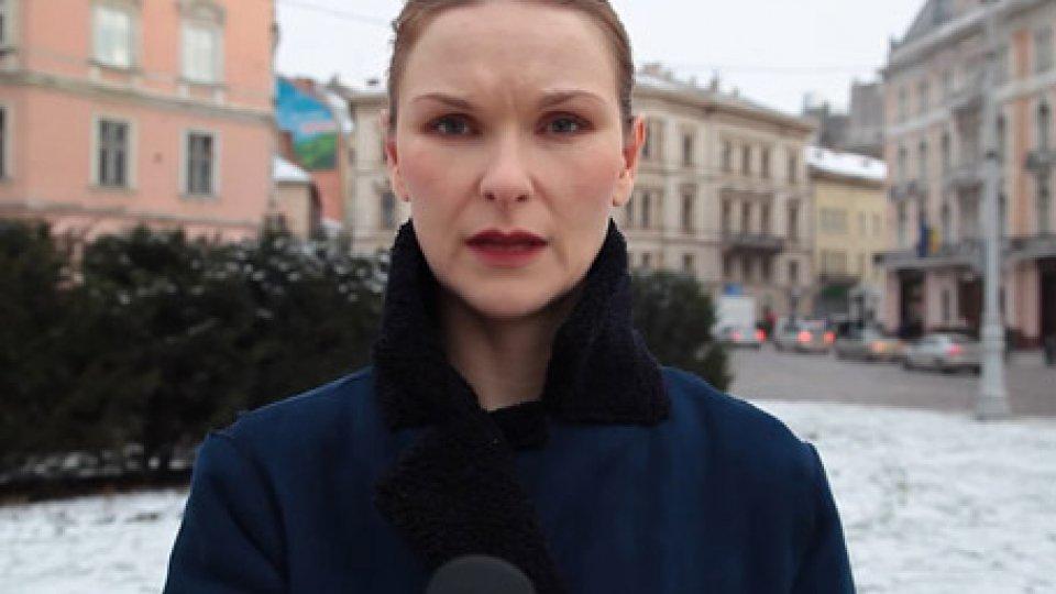 Viktoria PolischukUcraina: Kiev auspica nuove sanzioni contro Mosca dopo i fatti di Kerch