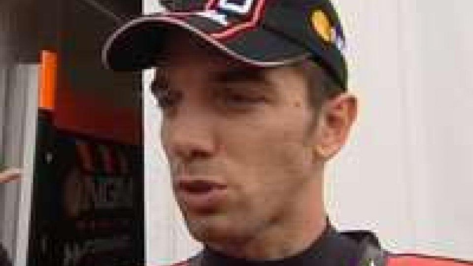 """Alex De Angelis sul circuito di casa: """"E' un onore correre qui""""Alex De Angelis sul circuito di casa: """"E' un onore correre qui"""""""