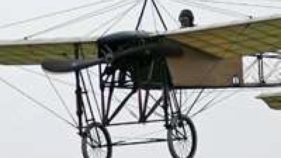 Primo aereo sul Titano: entrano nel vivo le celebrazioni per il centesimo anniversario