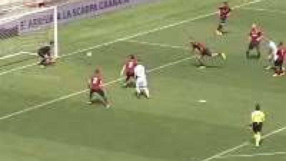 Reggiana-Spal 0-2