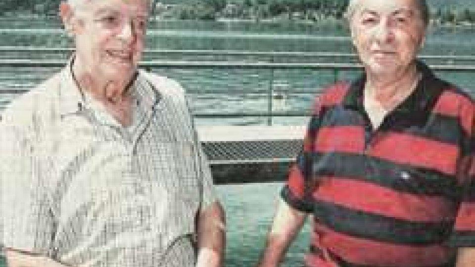 Franco e Gianni, ph la Repubblica