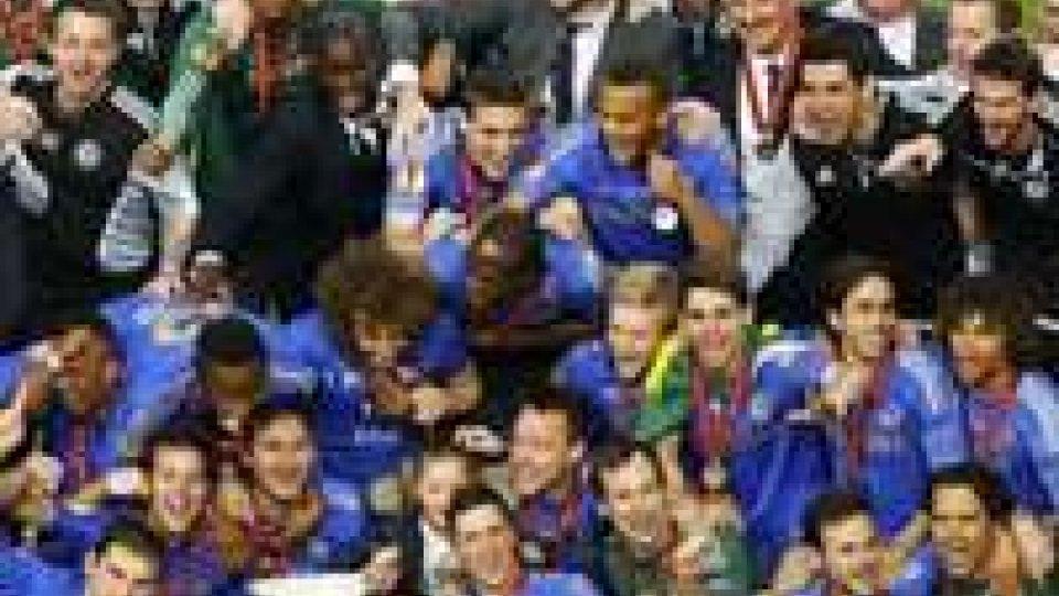 Il Chelsea regina di Europa League, Benfica beffato al 92'
