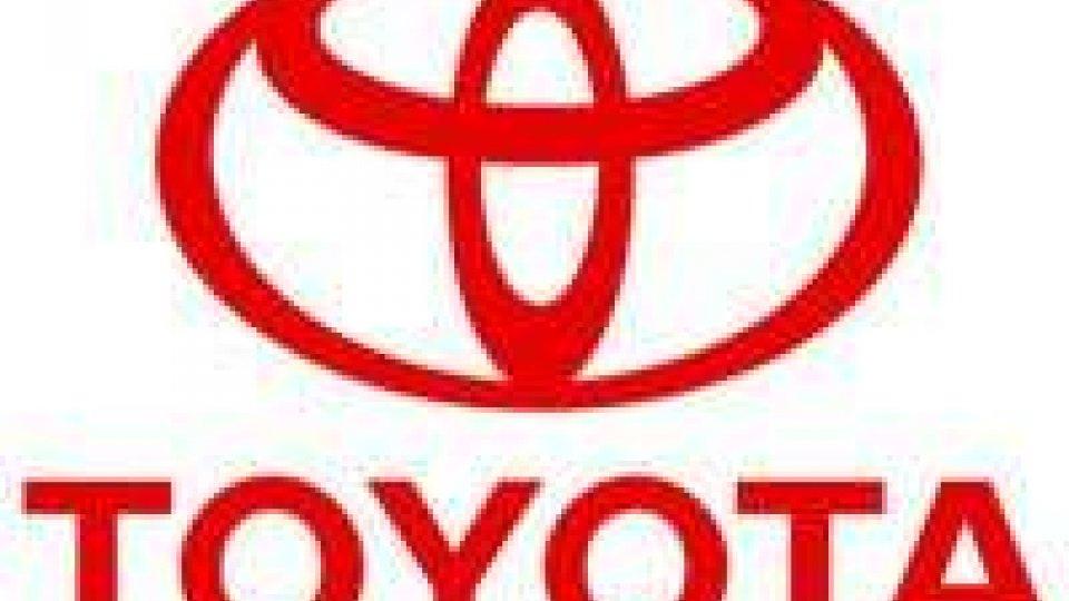 Toyota richiama 2,7 milioni di auto
