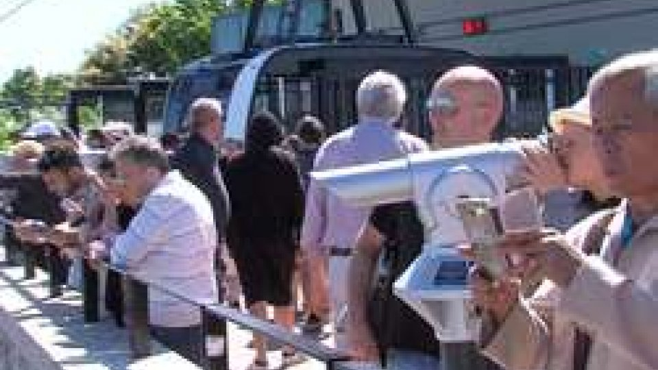 Grande affluenza di turismo a Rimini e San MarinoPonte primo maggio: ottima affluenza a San Marino e Rimini