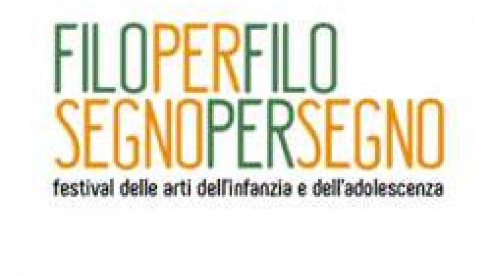 """Santarcangelo/Rimini: arte, natura, teatro e Flash Mob per il Festival """"Filo per filo Segno per segno"""""""