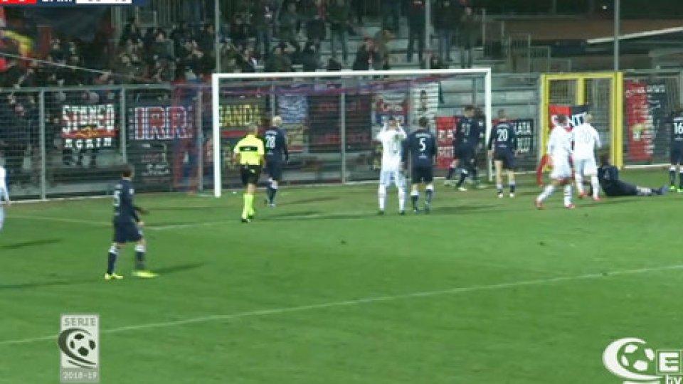 Verona-Sambenedettese 2-1Serie C: tanti episodi in Virtus Vecomp Verona – Sambenedettese. Vincono i rossoblu, protestano i veneti