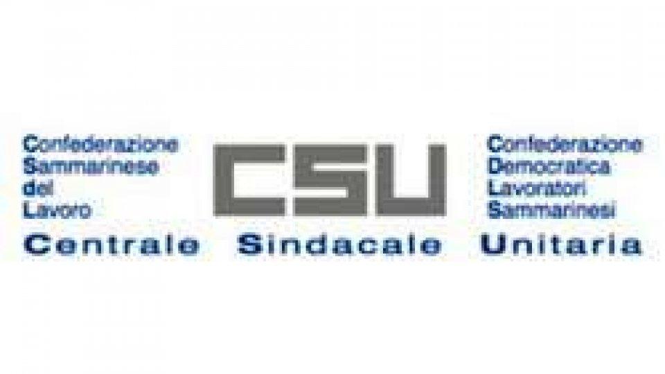 CSU: Una giornata per il lavoro, i diritti e la parità