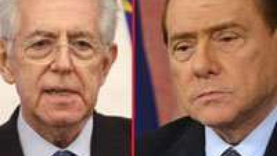 """Berlusconi: """"subito via Imu, poi riforma pensioni"""""""