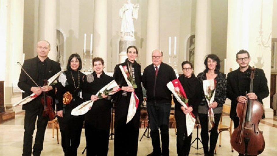 In ricordo di Renata Tebaldi la sua Fondazione fa risuonare la Basilica di San Marino di musica