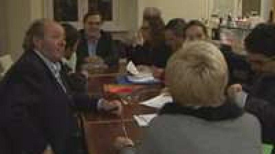 Dimissioni in bianco: le donne del Psd a Montegiardino