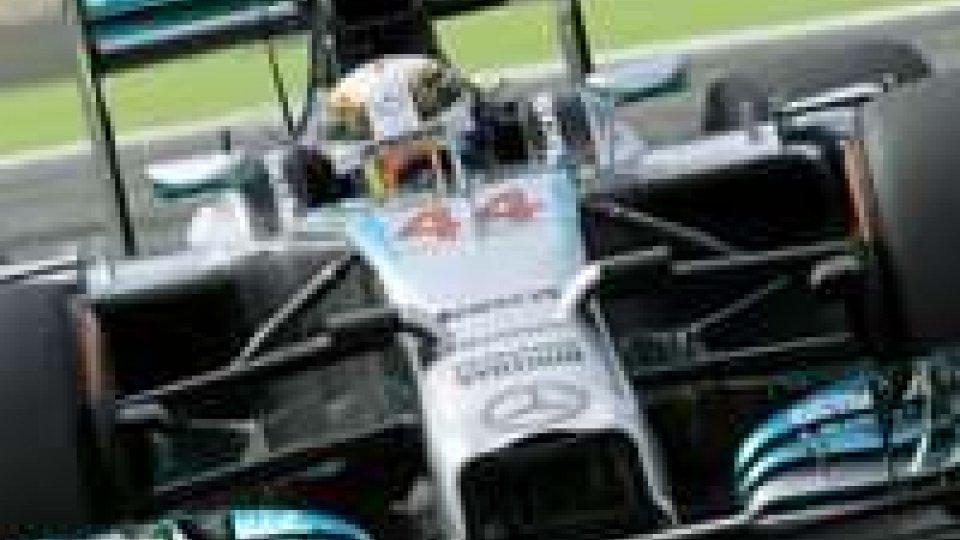 F1: Spagna, pole a Hamilton, Ferrari Raikkonen sesta