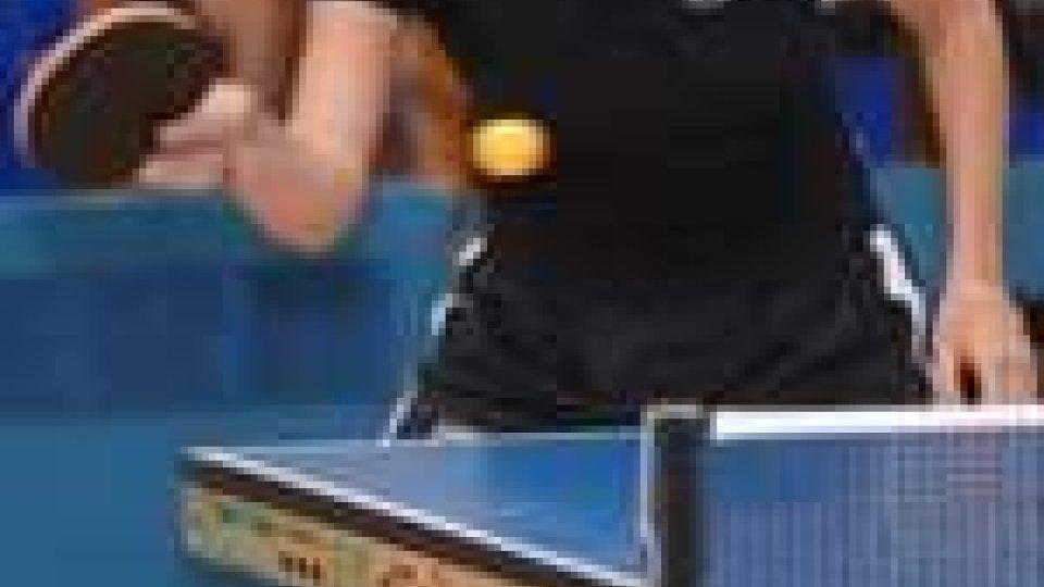 San Marino - Tennis tavolo: buona chiusura per il 2010