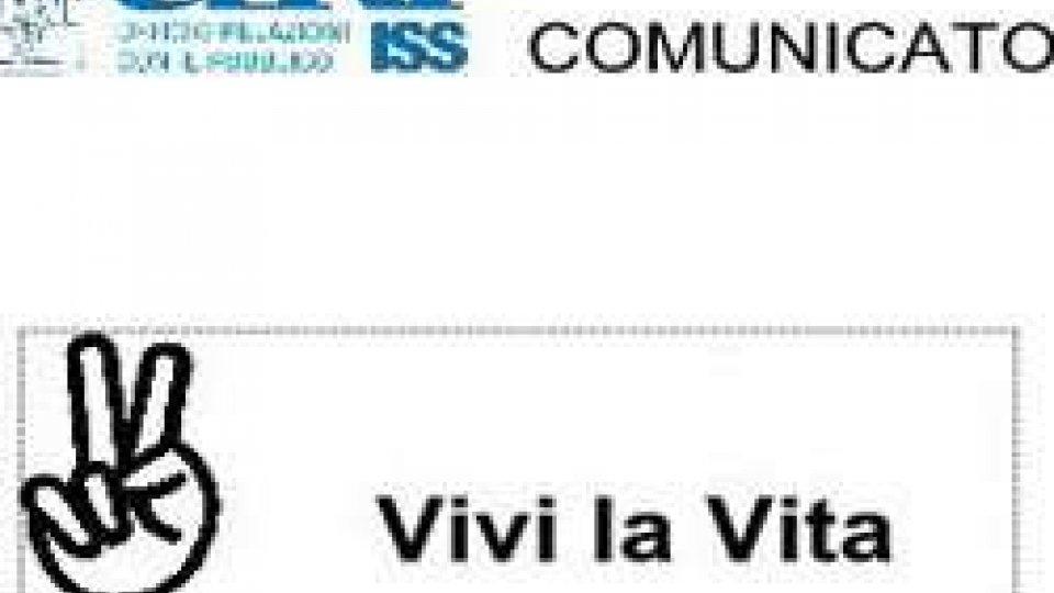 """ISS: Riprende l'attività di """"VIVI LA VITA"""""""
