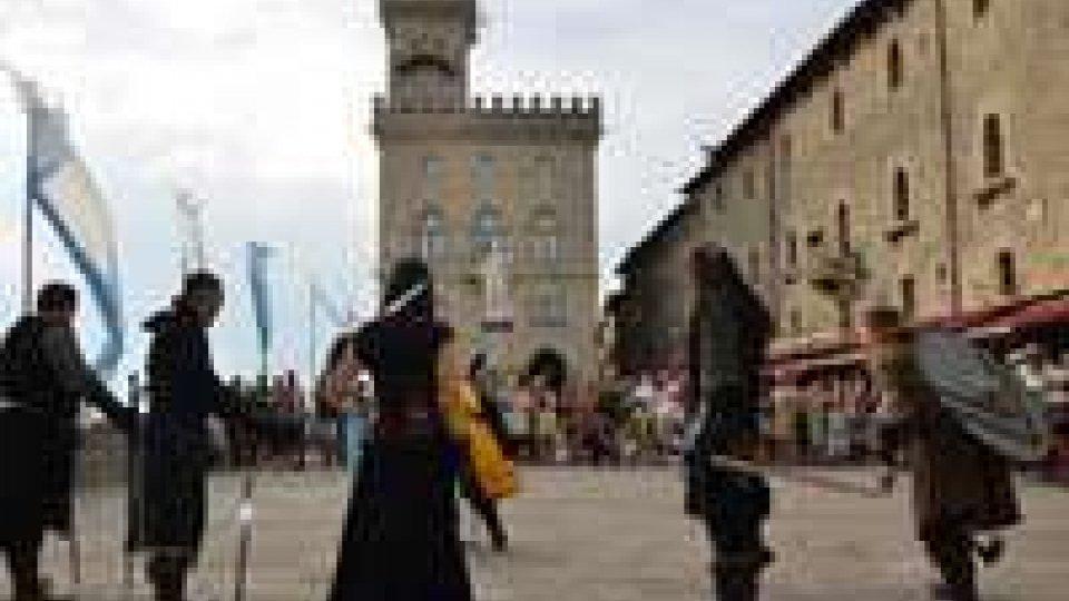 Giornate Medioevali: boom di turisti