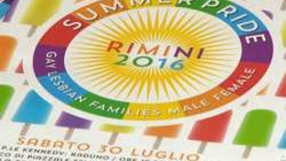 Rimini Summer Pride, il programma di domani