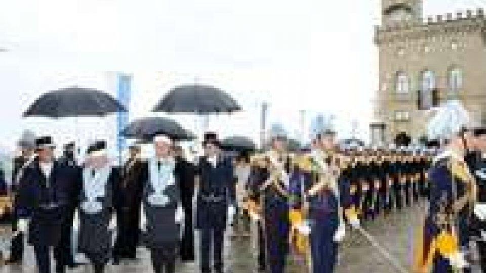 Oggi è festa nazionale a San Marino3 settembre: Festa della fondazione della Repubblica