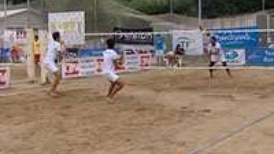 L'Euro beach tennis parla italianoL'Euro beach tennis parla italiano