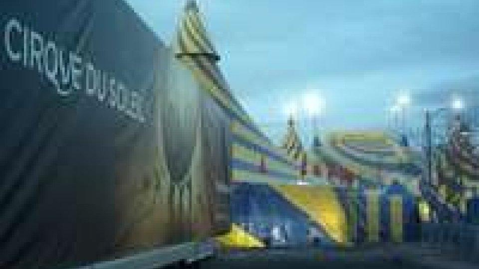 Muore artista del Cirque du Soleil durante lo spettacolo