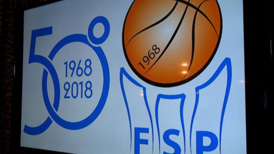 La Federazione Sammarinese Pallacanestro festeggia 50 anniLa Federazione Sammarinese Pallacanestro festeggia 50 anni