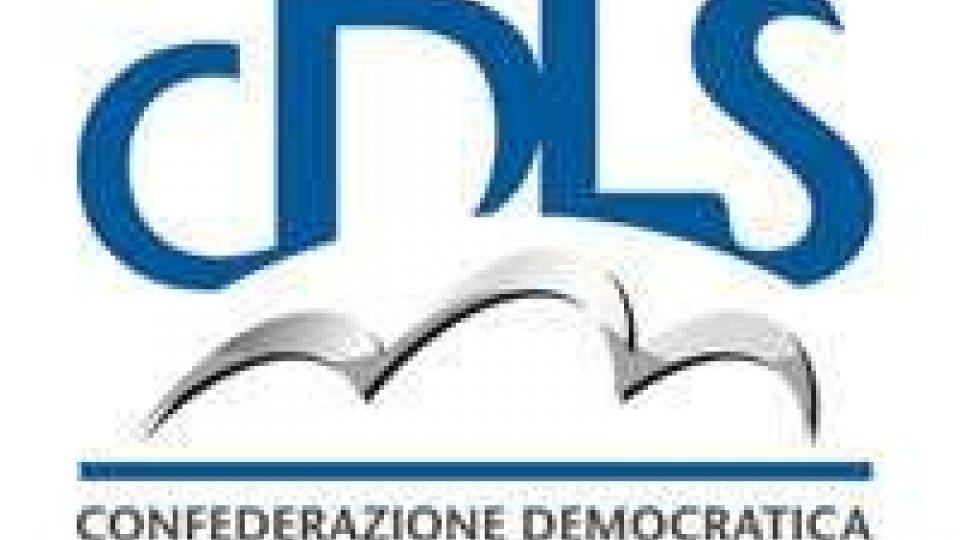 I pensionati Cdls in piazza contro la riforma fiscale