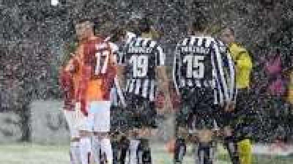 Sospesa Galatasaray-Juventus: riprenderà oggi pomeriggio