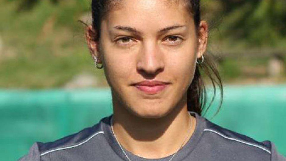 Giulia Baldini. Foto @FSGC