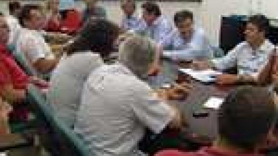 San Marino - Anche l'incontro di oggi tra Anis e sindacati è solo interlocutorio