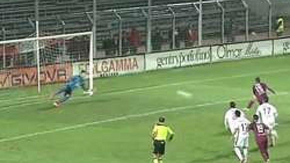 Mantova - Fano 0-1Mantova - Fano 0-1