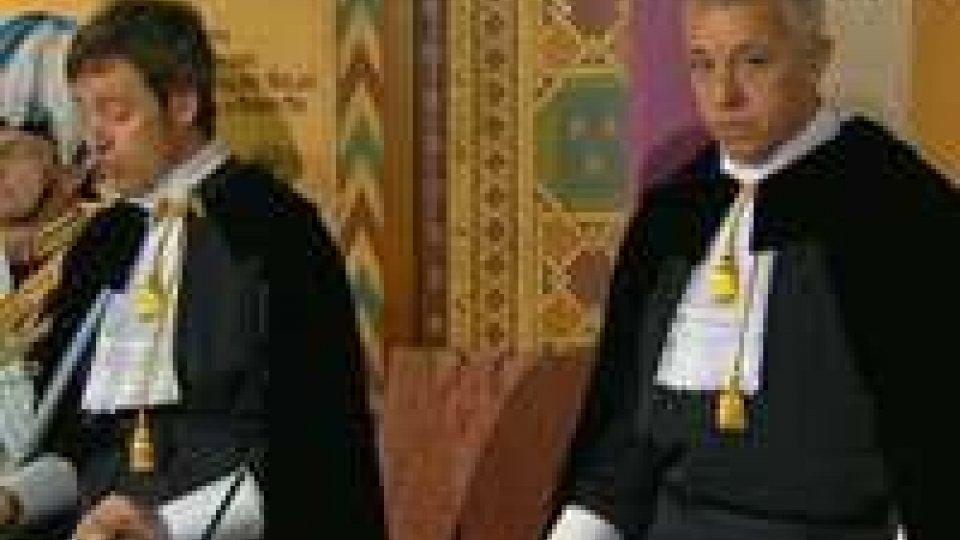 San Marino: il giorno dei Capitani Reggenti1° Aprile: il discorso dei Capitani Reggenti