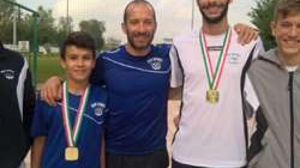 Taekwondo, San Marino fa il pieno di medaglie