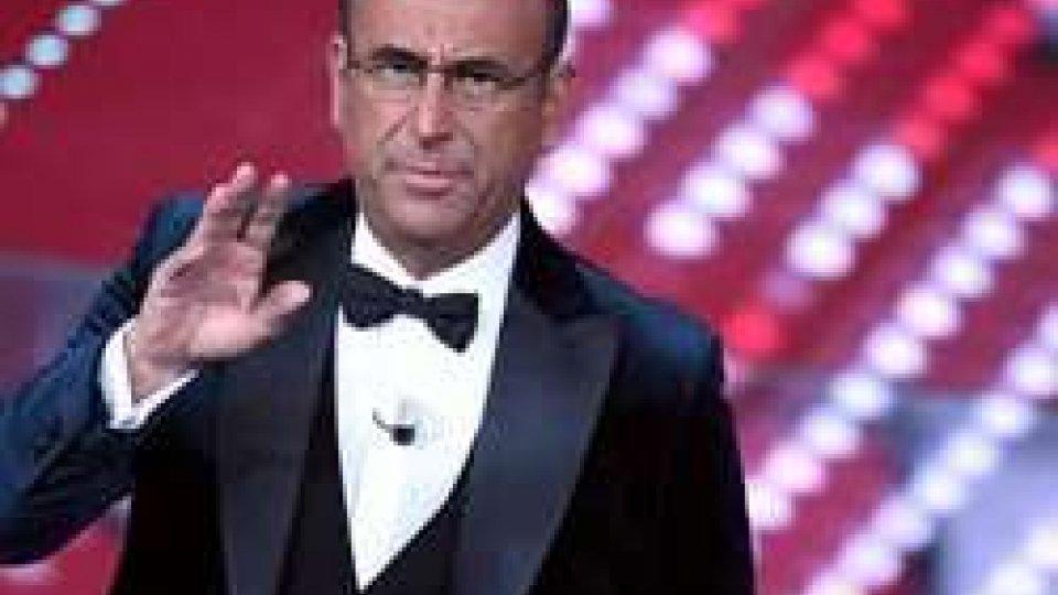 Carlo Conti, volto noto RAI