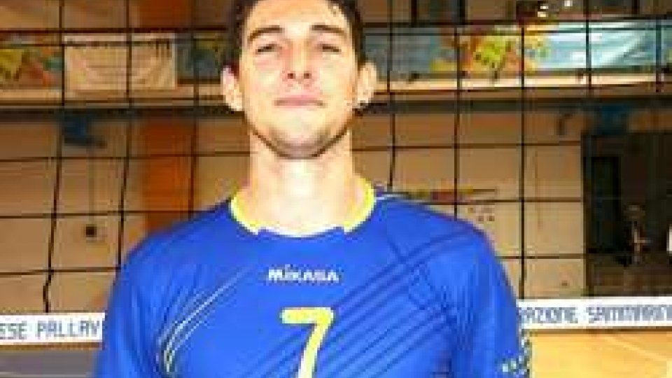 NicolasFarinellVolley: la Titan Services cede solo al tie-break, la Banca di San Marino vince a Cervia