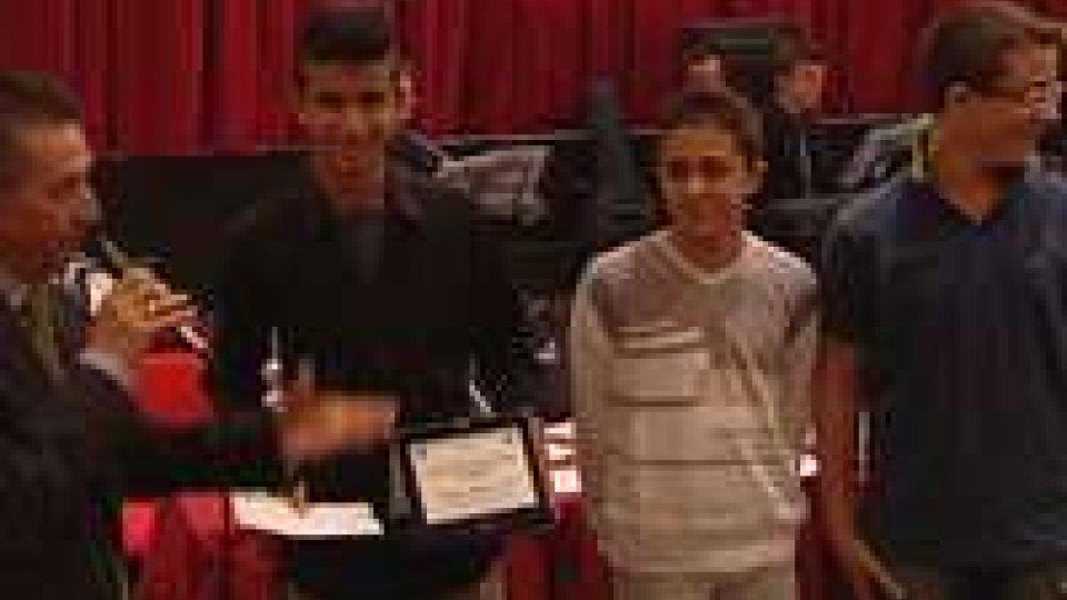 Premio Otello Casadei: 14 studenti premiati per il massimo dei voti al diploma