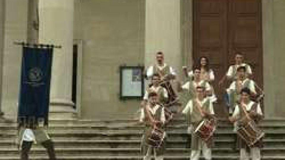 Raduno Arceri Storici Medioevali a San Marino