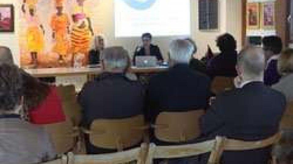 seminario a Palazzo GrazianiEUROPA CREATIVA: San Marino ne parla, tra CULTURA e MEDIA c'è la LIBERTA