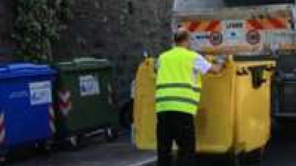 San Marino: avviato il pretrattamento, dei rifiuti, tramite un impianto di trito-vagliatura