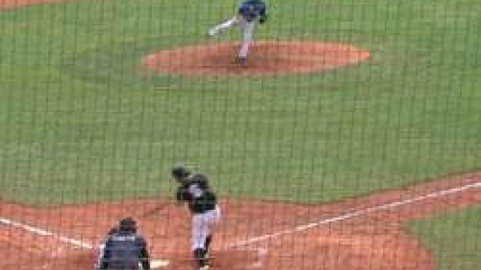 Baseball: nella sfida su due partite, l'amichevole Rimini - San Marino finisce 1-1