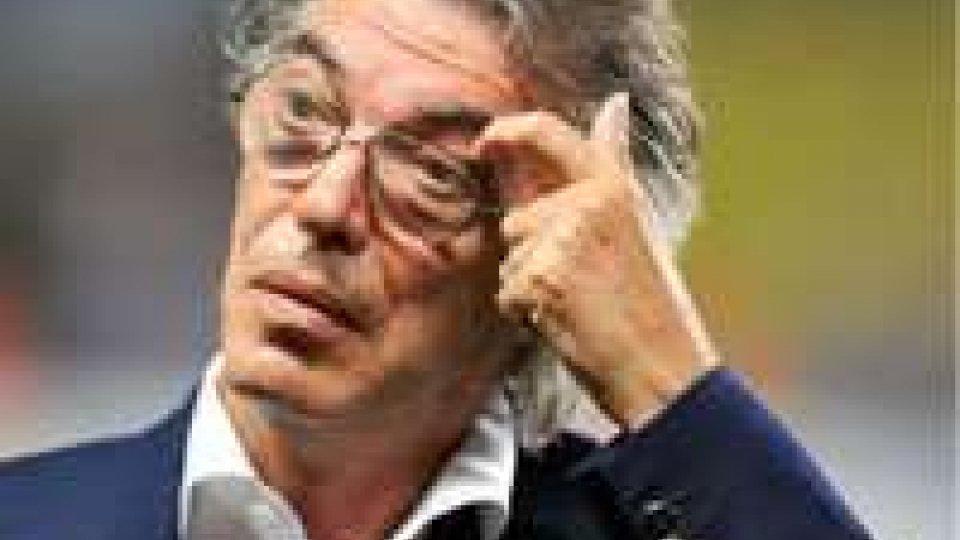 """Moratti: """"non cedo l'Inter"""""""