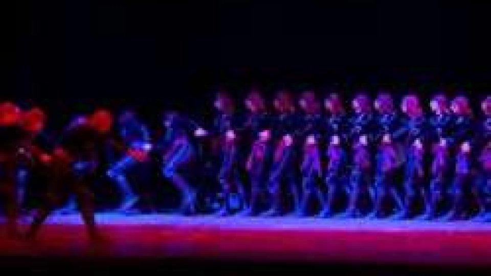 Teatro Dogana: la grande danza georgiana