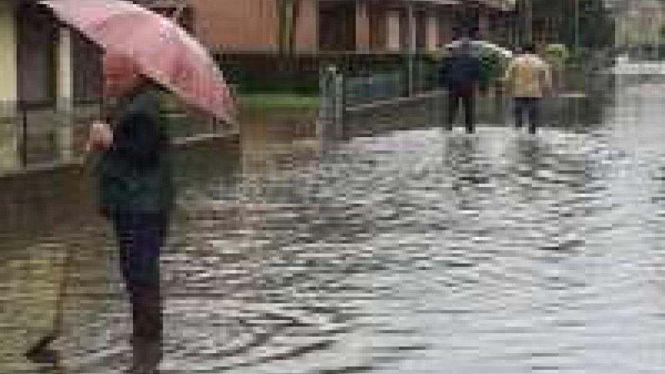 Pioggia in Emilia-Romagna: Errani chiede stato di emergenza
