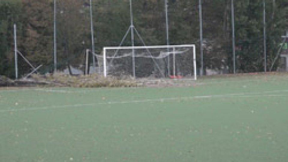 albero cadutoTra San Marino Academy e Pontedera vince il maltempo. Partita sospesa ad un quarto dalla fine per un albero caduto