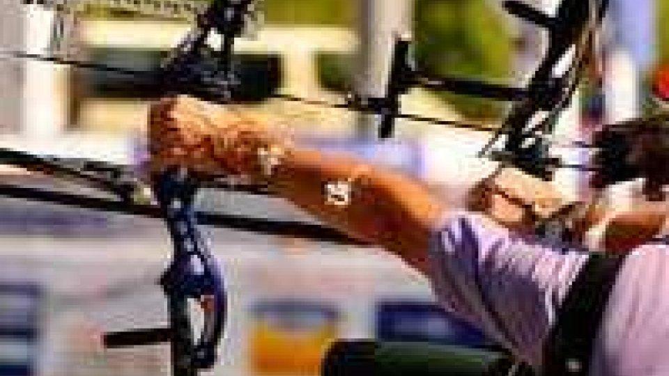 Mondiali di tiro con l'arco master: il sammarinese Walter Ambrogiani vince la medaglia d'oro