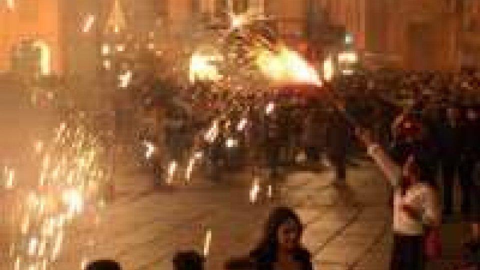 Capodanno: diminuiscono incidenti con i botti, a Napoli sempre il primato