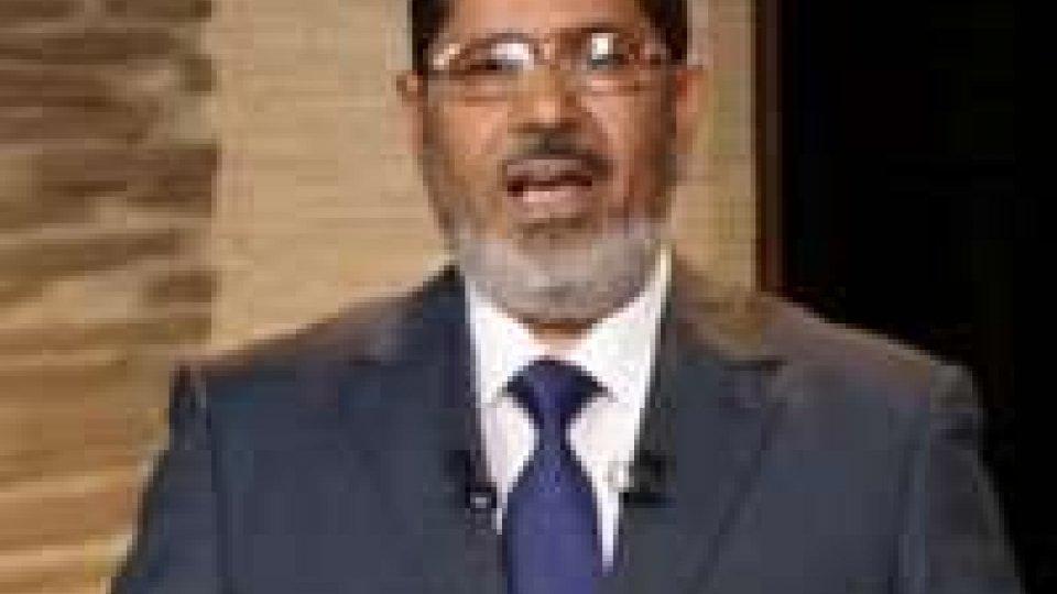 Egitto, Morsi annulla decreto su inappellabilità decisioni