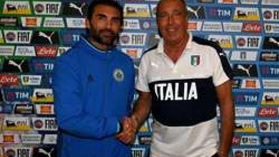 Italia-San Marino. Ct Manzaroli, Massima organizzazione e sacrificio da opporre al grande talento dell'Italia