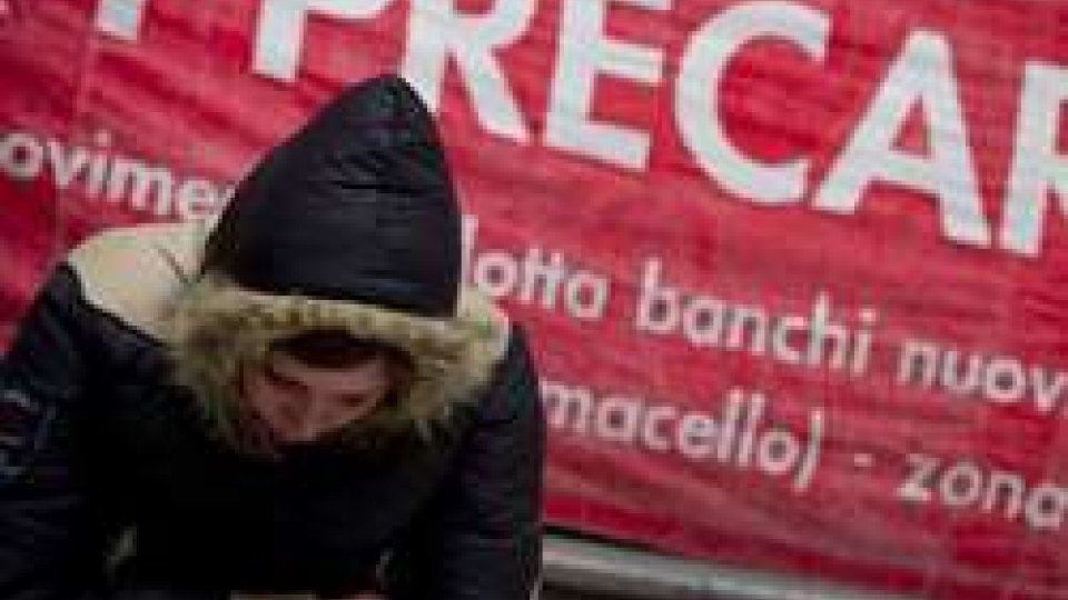 Lavoro: in Italia l'11.7% degli occupati è a rischio povertà, Ue a 9.6%