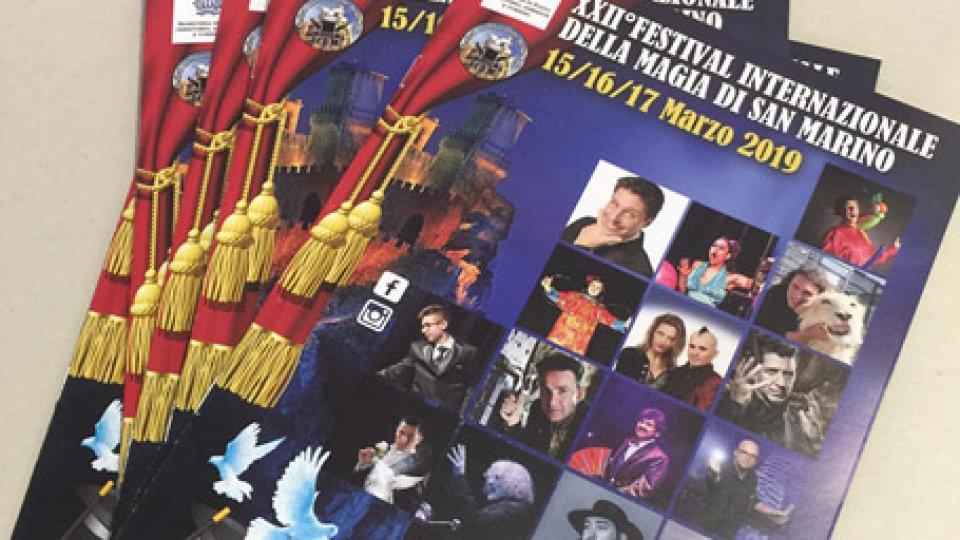 22° Festival internazionale della magia: un'edizione senza precedenti.