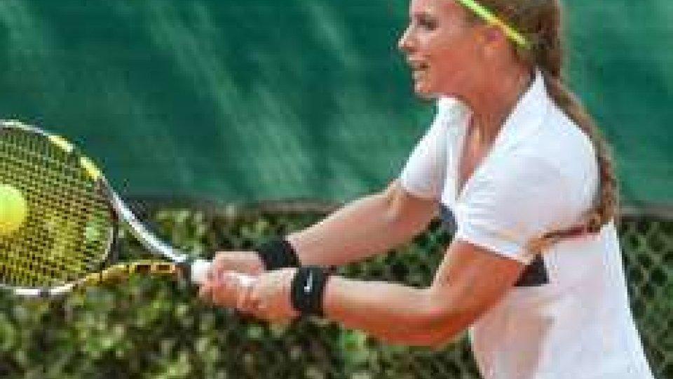 Isabella Tcherkes Zade supera il primo turno del torneo Itf di Antalya