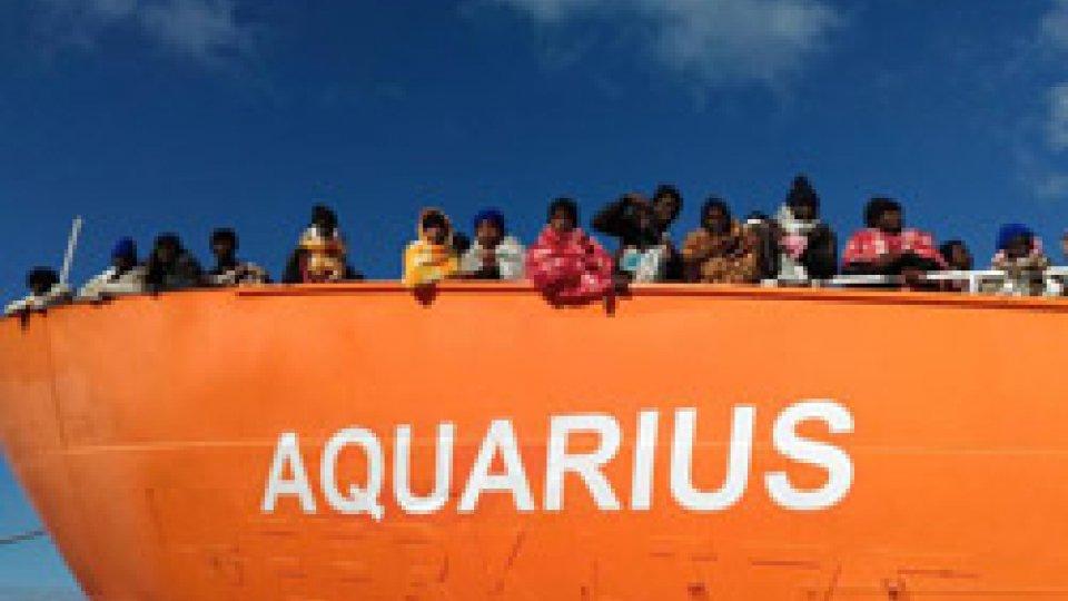 La nave Aquarius